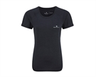 Picture of Ron Hill Ladies Aspiration Motion S/S Tee - Black