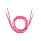 """Picture of Ron Hill Shoe Laces - 45"""" - Flo Pink"""