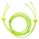 Picture of Ron Hill Elastic Shoe Laces - Flo Yellow