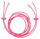 Picture of Ron Hill Elastic Shoe Laces - Flo Pink