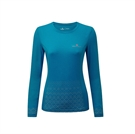 Picture of Ron Hill Ladies Momentum Sirius L/S Tee
