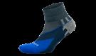 Picture of Balega Enduro Quater Running Sock - CharcoalCobalt