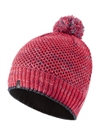 Picture of Ron Hill Bobble Hat - HotPink/Charcoal