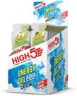 Picture of High 5 Energy Gel Aqua Caffeine - Citrus