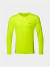 Picture of Ron Hill Men's Life Nightrunner L/S Tee - Flo Yellow