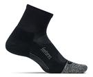 Picture of Feetures Elite Light Cushion Quarter - Black